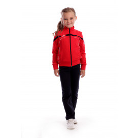 Trening Sporty Girls Rosu+Bleumarin