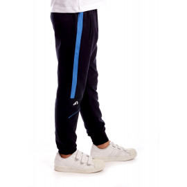 Pantalon Colourful Line Bleumarin+Mavi