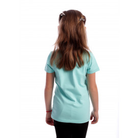 Tricou Summer Days Aqua