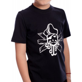 Tricou Black Pirate Bleumarin