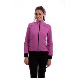 Trening Spring Collection Lila+Negru