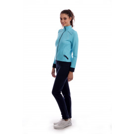 Trening Spring Collection Turquoise+Bleumarin